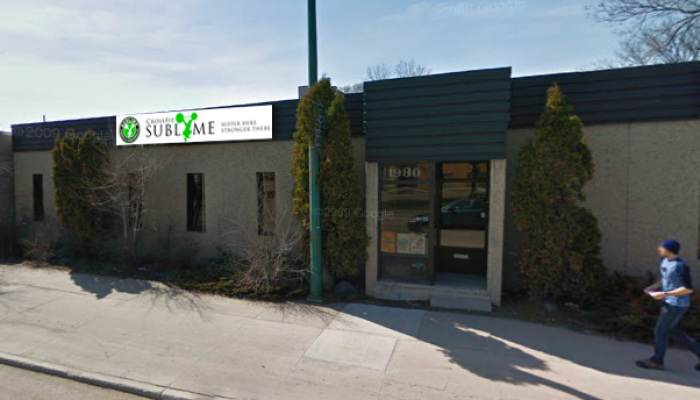 Winnipeg's Newest CrossFit Gym