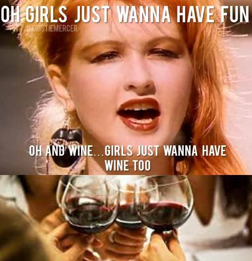 images of girls just wanna drink wine № 12801